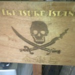 plywood laser light marking and painting