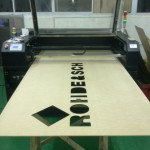 MDF laser cut ongoing