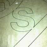 MDF laser cut detail